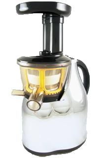 KT100 chrome juicer